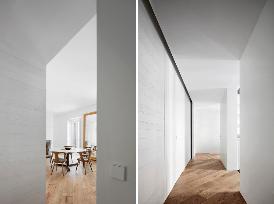 A Gorgeous Minimal Home In Madrid