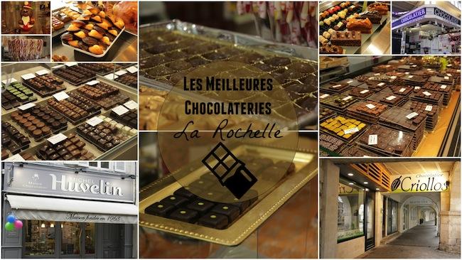 Les meilleures chocolateries de La Rochelle (pour les Fêtes et autres occasions)