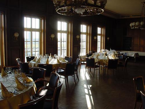 Sebastian Dining Room Scene