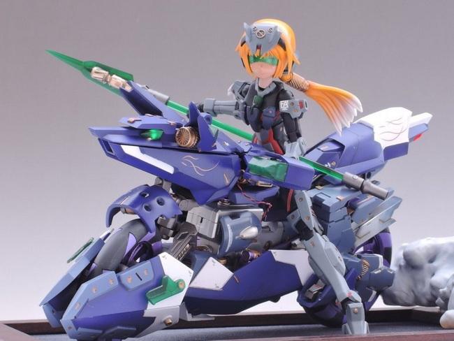 FRAME ARMS GIRL - 0031