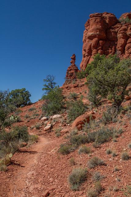 Baldwin Trail Rock Formations