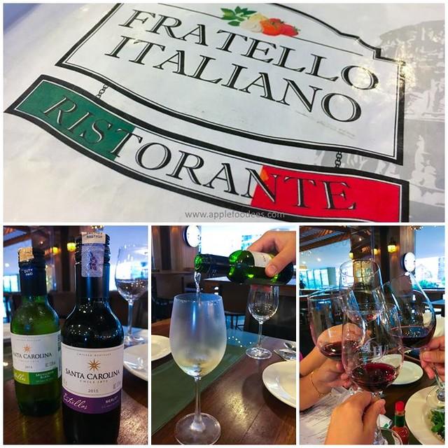Fratello Italiano Restorante Bangsar South