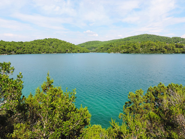 Best Photos Of 2016: Malo jezero, Mljet, Croatia