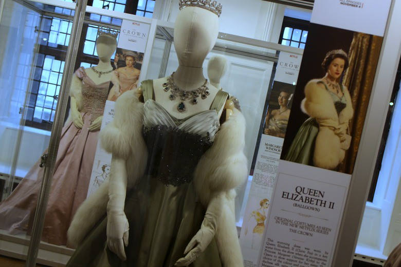 The Crown Neflix Costumes