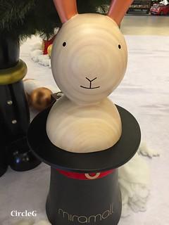 CIRCLEG 香港 尖沙咀 美麗華商場 TSIMSHATSUI  MIRA MALL 2016聖誕 遊記 聖誕 2016  (14)