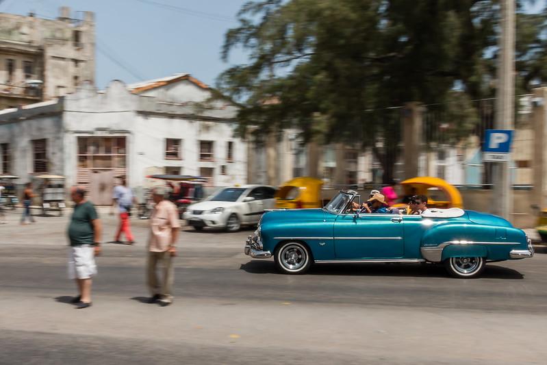 Belle Américaine - La Havane - [Cuba]