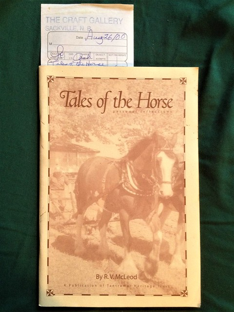 Tales of the Horse cover