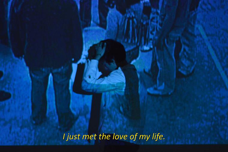 Wisdom #22 I just met the love of my life