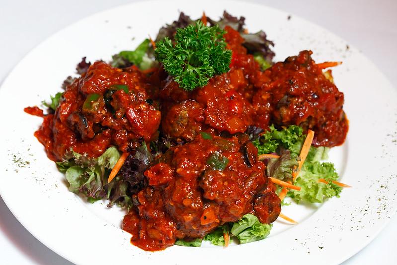 Napoli Meatballs