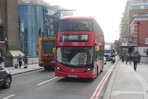 Arriva London North HA5 LK65BZB