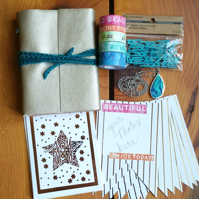 Goody Goody Gift Swap 2016 - Package Received | shirley shirley bo birley Blog | holiday gift swap, pretty gift wrapping, handmade