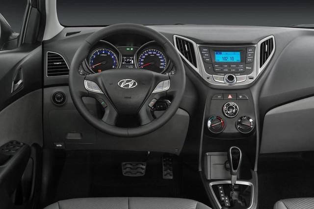 Hyundai HB20 2