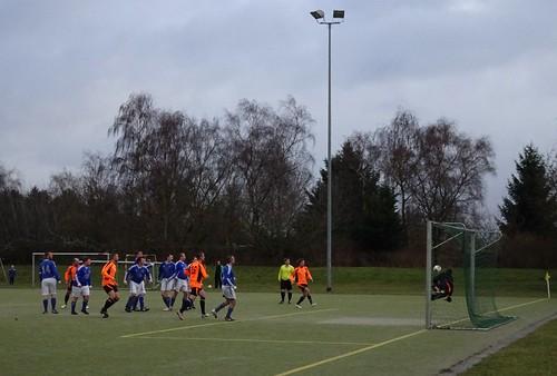 FC Rangers Rostock 4:0 Post SV Rostock II