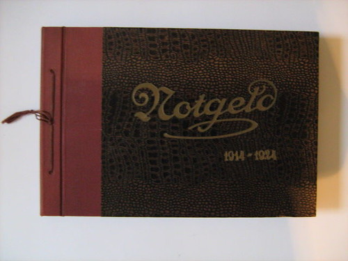 Notgeld book cover