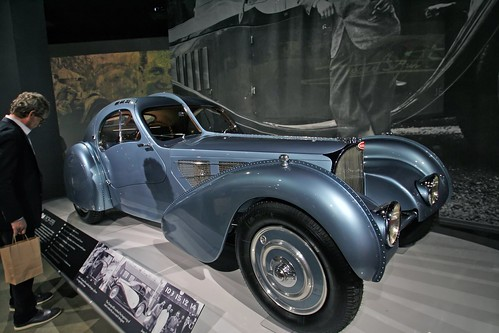 1936 Bugatti Type 57SC Atlantic - Petersen Museum (7942)