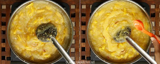 step-7-pineapple-kesari