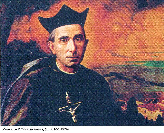 P. Arnaiz, S. J.