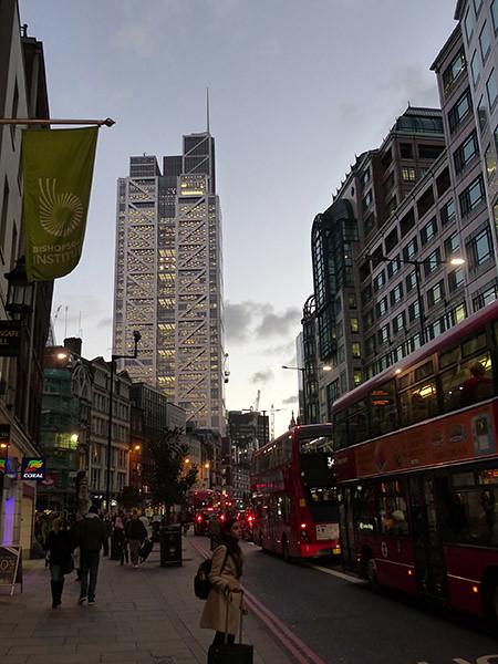 9°C à Londres