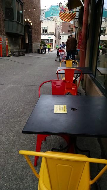 Pike Place Market Snack Spot #2