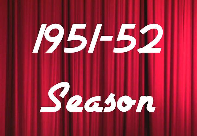 1951-52 Season