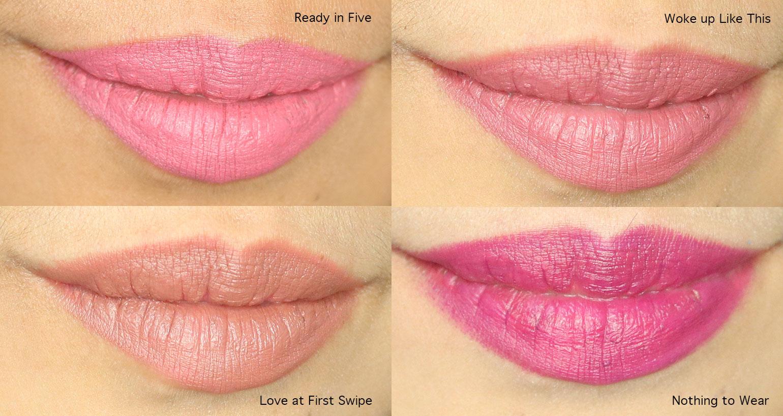 Charming 8 Project Vanity X Pink Sugar Lipsticks Review Swatches   Gen Zel.com (