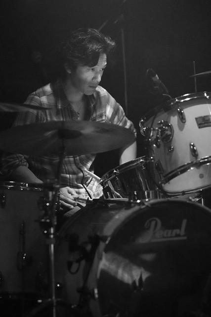 ROUGH JUSTICE live at Mission's, Tokyo, 14 Dec 2016 -00244