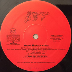 SWV:NEW BEGINNING(LABEL SIDE-C)