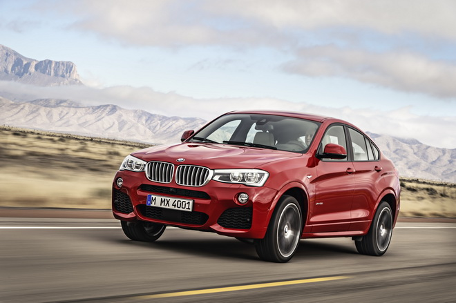 [新聞照片一] 2017年式全新BMW X4 xDrive20i、X4 xDrive28i優惠升級M Sport豪華選配專案 熱銷開跑中