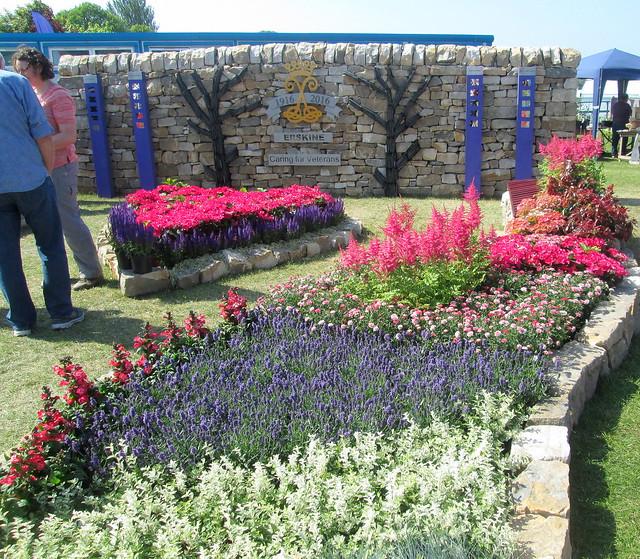 Erskine Veterans' Show Garden, Gardening Scotland 2016
