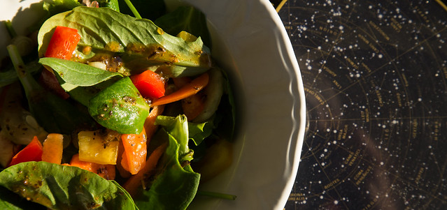 Salad and Stars