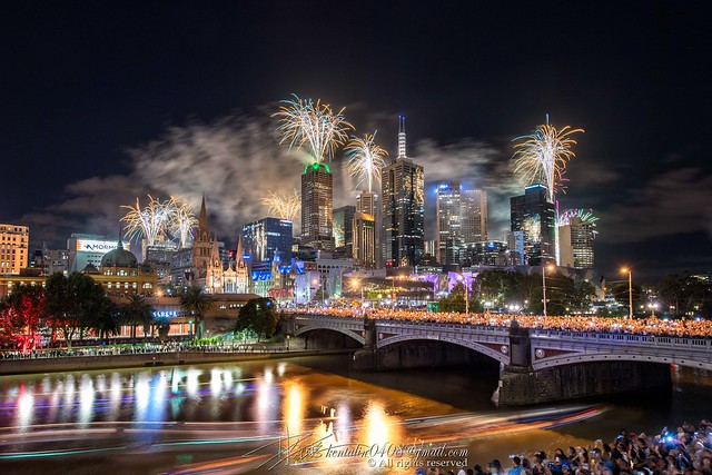 New Year's Eve #Melbourne