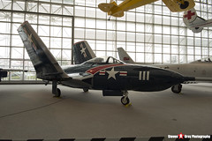 131232 - - US Navy - Grumman F9F-8 Cougar - The Museum Of Flight - Seattle, Washington - 131021 - Steven Gray - IMG_3498