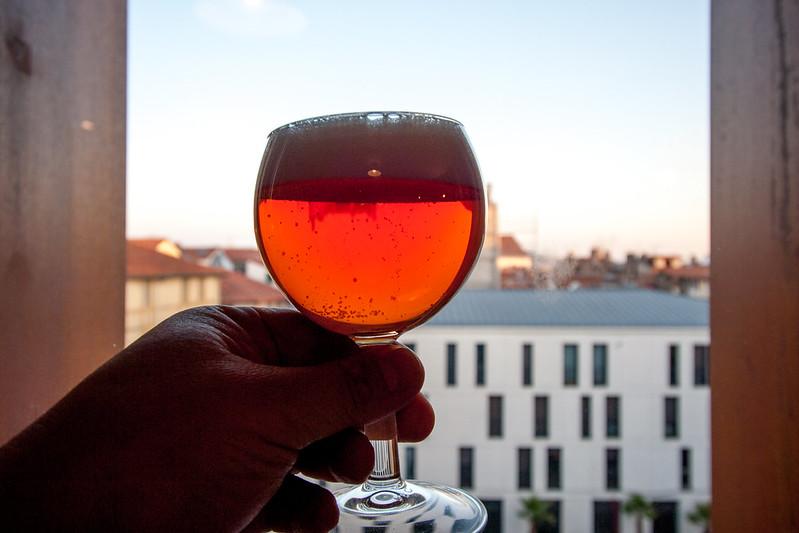 BIDASSOA BASQUE BREWERY BOISE, Le Comptoir de la Bière
