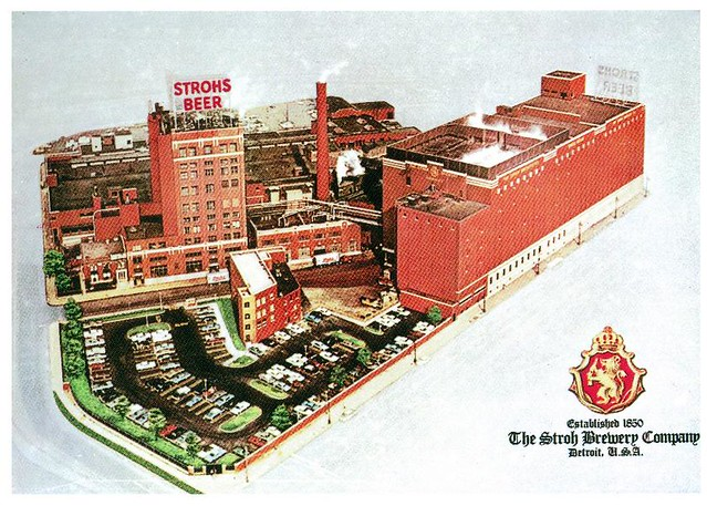 Strohs-brewery-postcard