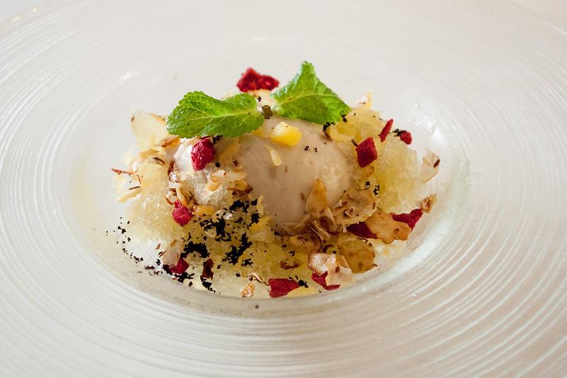 Chestnut Frost, restaurante ARZAK