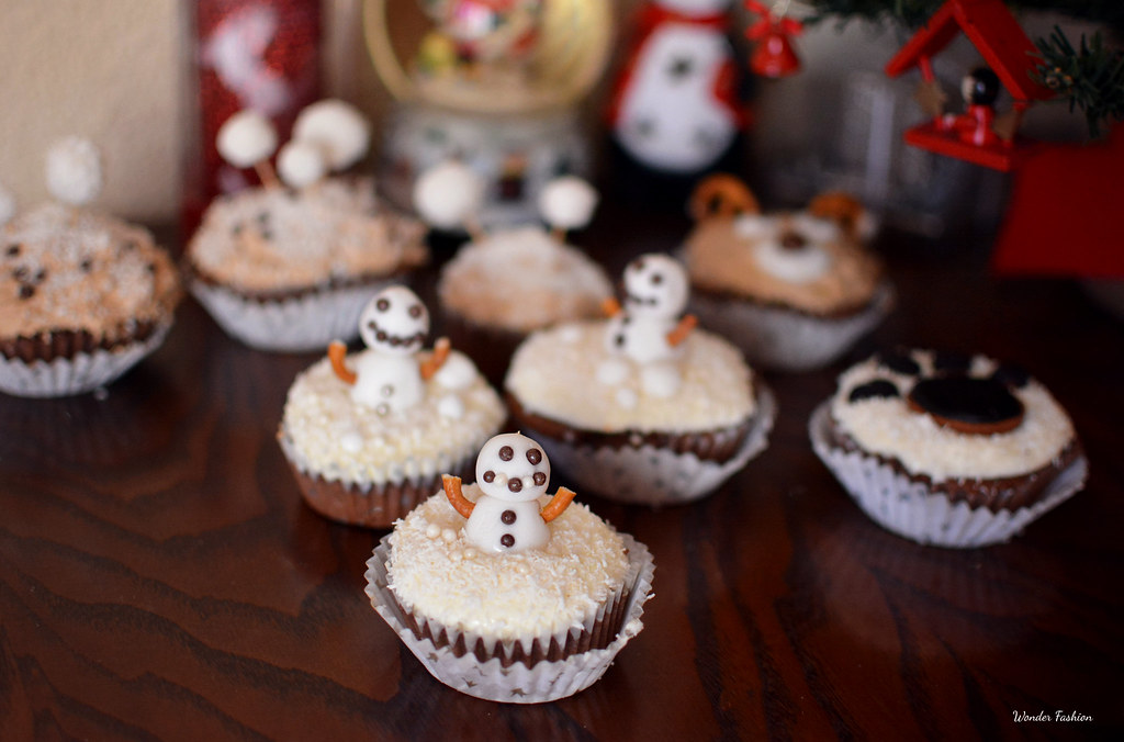 christmas cupcakes2