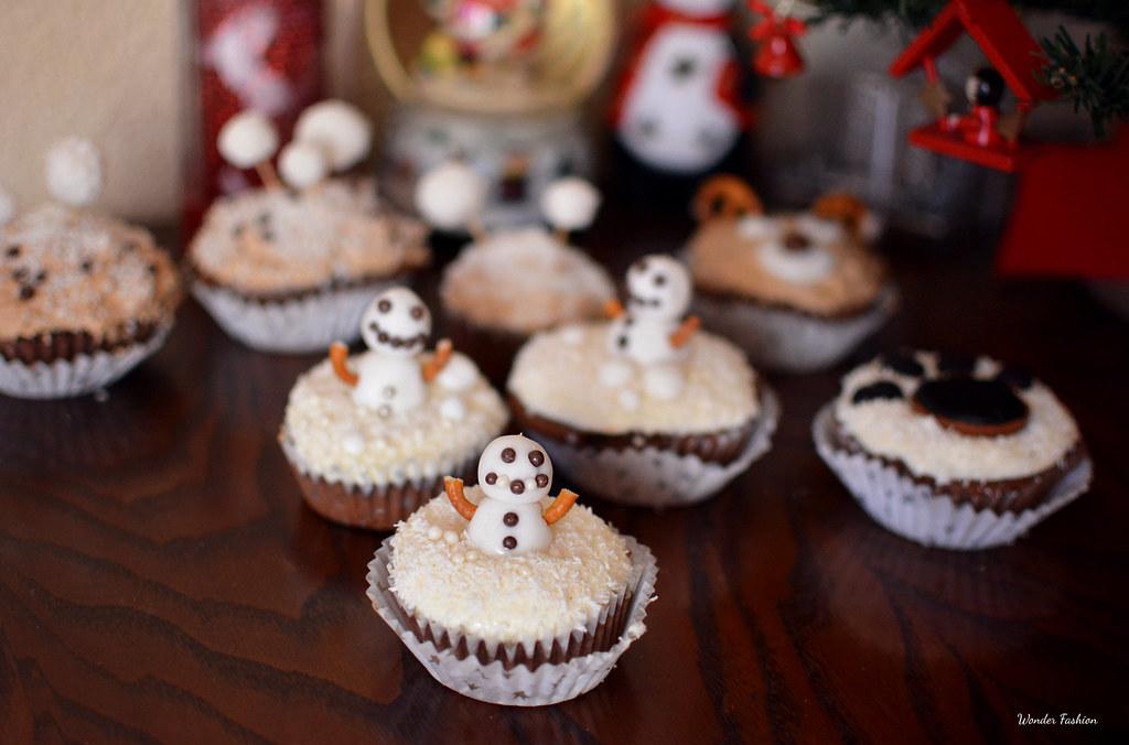 christmas cupcakes2