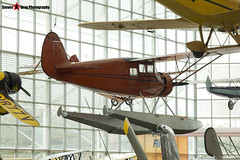 NC13477 - 8732 - Private - Stinson S Junior - The Museum Of Flight - Seattle, Washington - 131021 - Steven Gray - IMG_3491