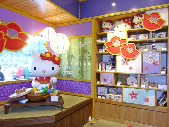 5 HELLO KITTY Shabu-Shabu 火鍋二號店 Hello Kitty  火鍋