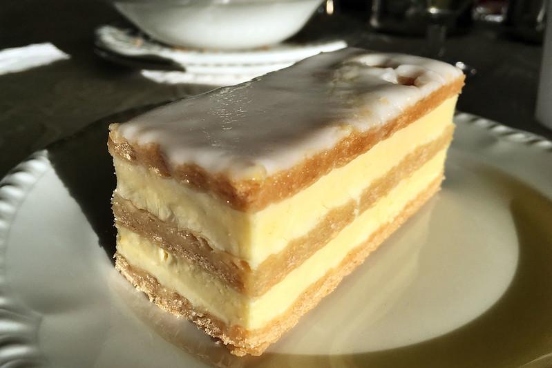Vanilla slice, Continental Parkhotel