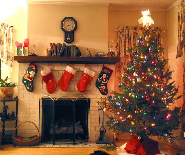 christmas tree 2004