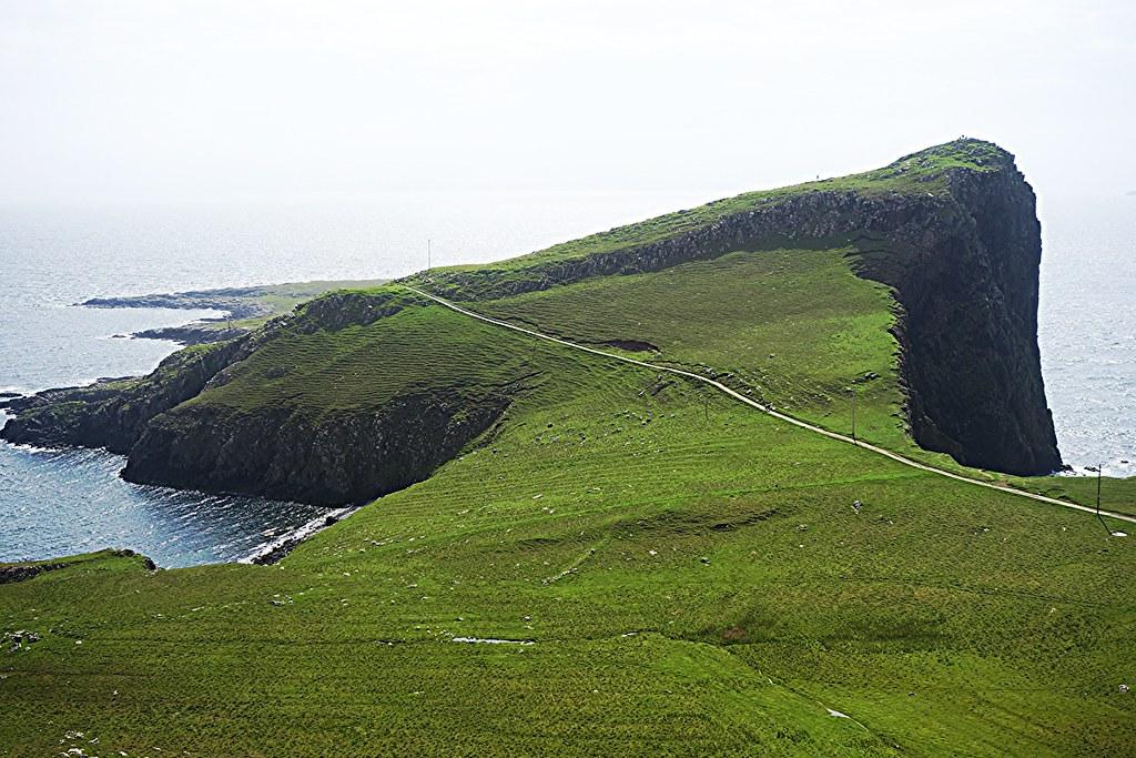Neist Point Headland, Isle of skye, Scotland.