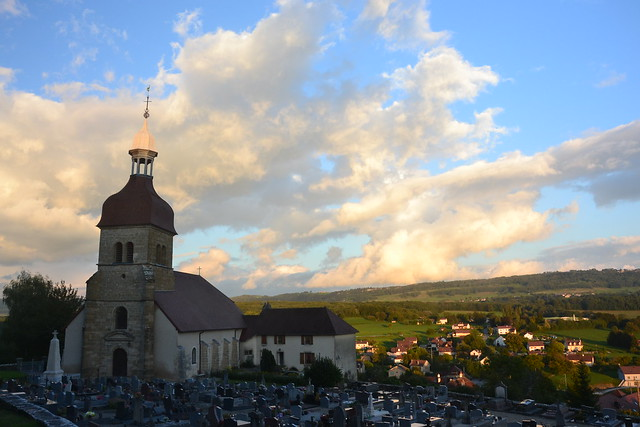 Guided Walking Holiday in the Jura Sept 2015
