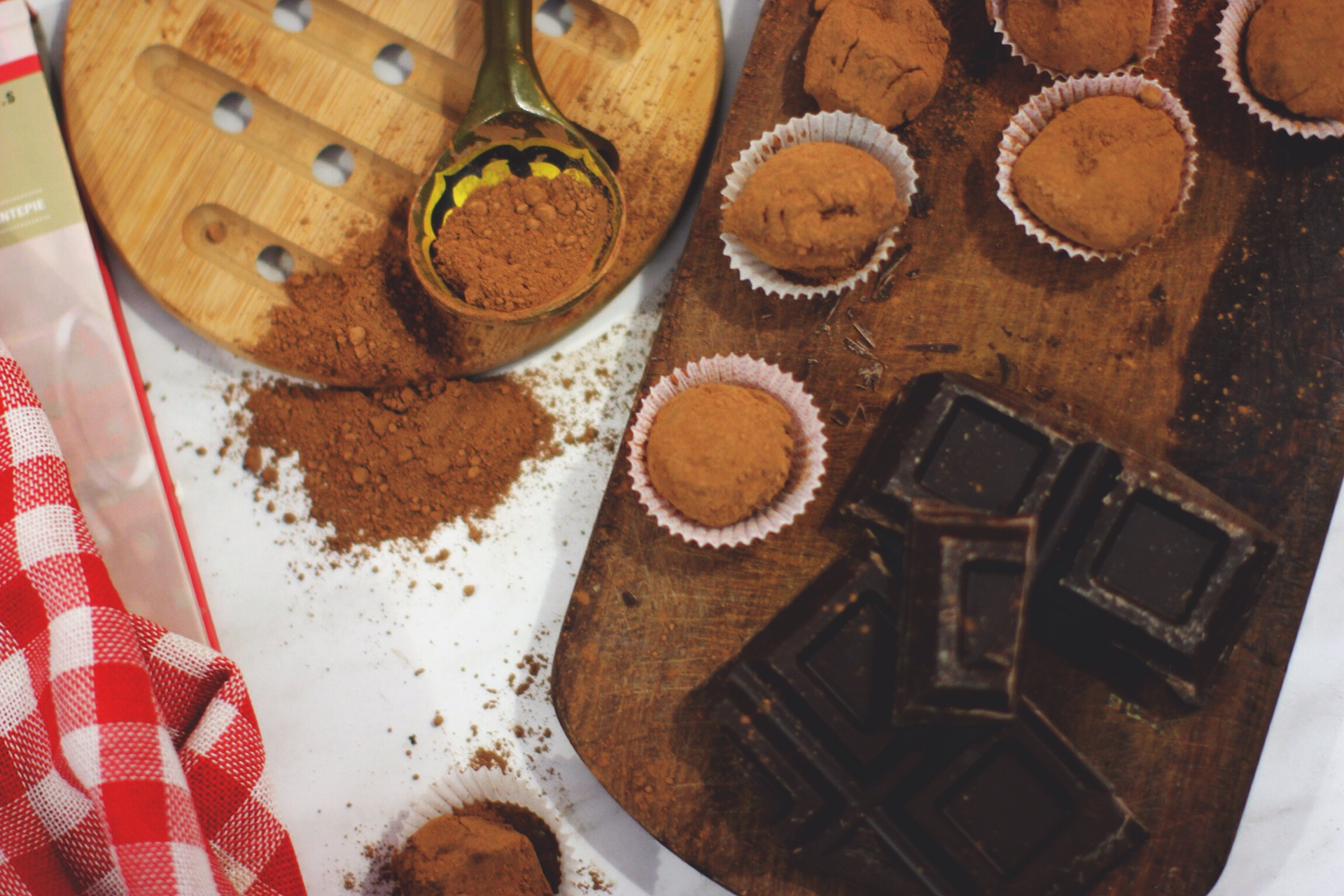 Truffe au Chocolat _ Said Chocolats _ Vita Luna Spirit (18)