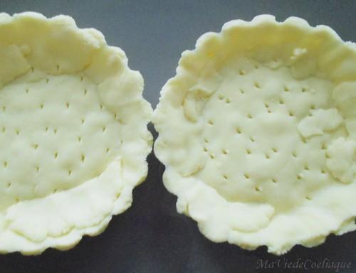 pâte brisée sans gluten sans lactose
