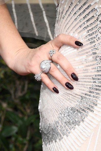 Drew Barrymore | Golden Globes Jewelry