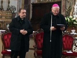 giovanni intini nuovo vescovo