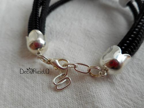 braccialetti con le zip 3