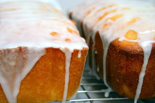 Ina Lemon Pound Cake