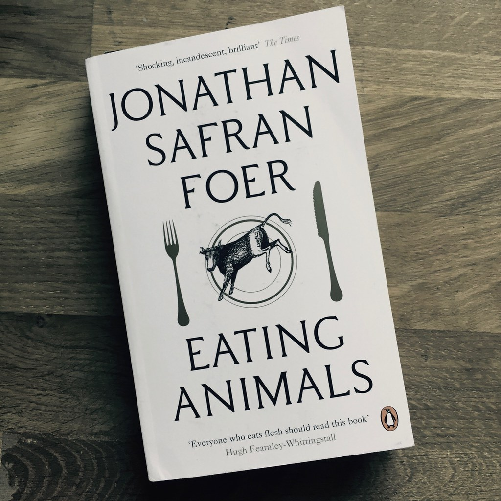 you are what you eat by jonathan safran foer Factory farming depends on our ignorance but the world needs to move away from eating meat, us author jonathan safran foer tells tom levitt.